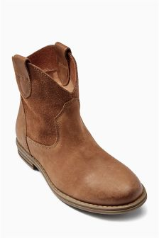 Western Boots (Older Girls)