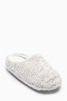 Frosted Mules