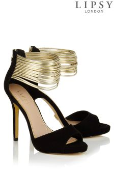 Lipsy Multi Strap Heeled Sandal