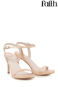 Faith Strappy Heeled Sandals