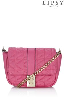 Lipsy Quilted Across Body Bag