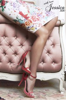 Jessica Wright Classic Heeled Sandals