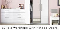 Hinged  Wardrobes