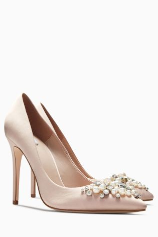 High Heels &amp Stilettos | Peeptoe High Heel Shoes | Next UK