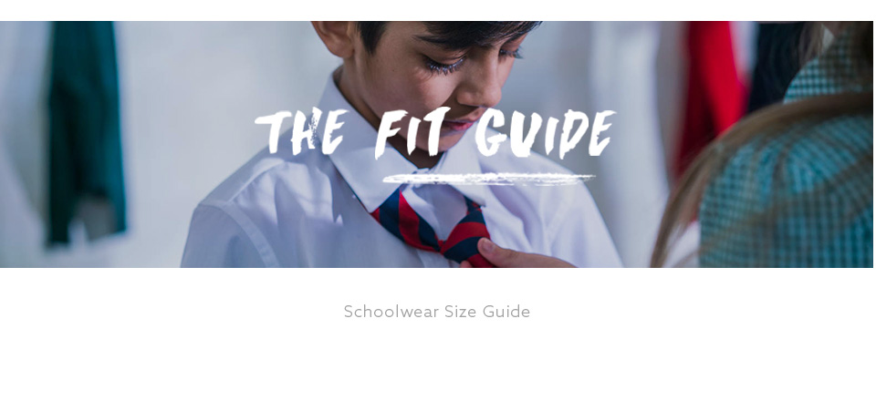 View Online Size Guides
