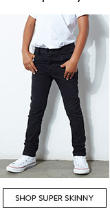 Shop the stylish collection of super skinny jeans for boys here