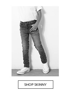Shop the latest collection of skinny fit jeans for boy here