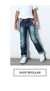 Shop the latest collection of regular fit jeans for boys here
