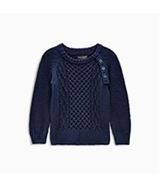 Shop boys knitwear