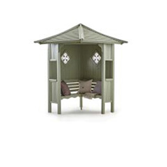 Shop the collection of garden sheds here