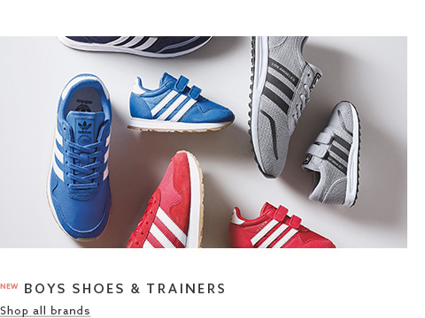 Shop the footwear collection for boys