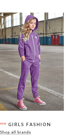 Shop the girls fashion clothing collection here