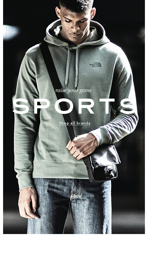 Browse the sportswear collection for mens
