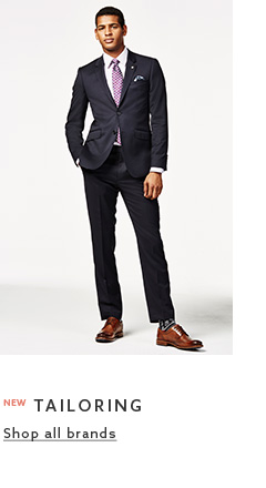 Browse the collection of tailoring clothing for mens