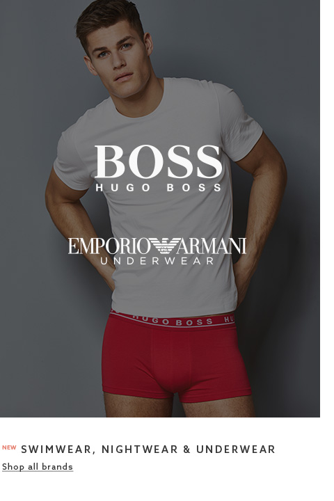 Browse the collection of loungewear, nightwear, underwear for mens