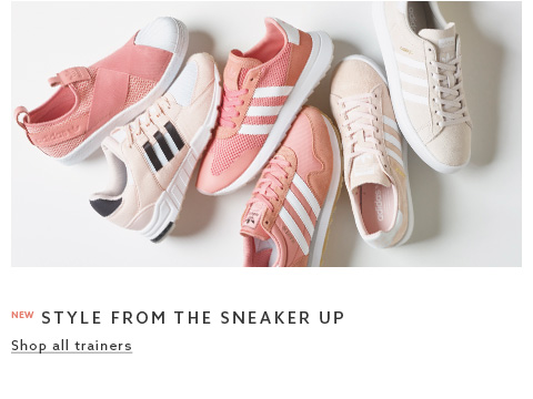 Take a look at these fashionable womens snakers collection.