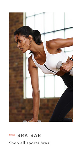 Shop now for the best womens sports bra collection.