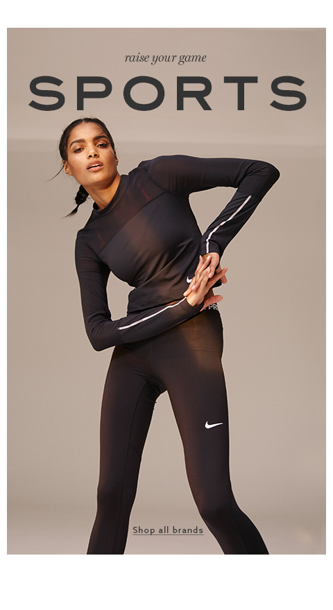 Shop here the new trends of sportswear collection for womens