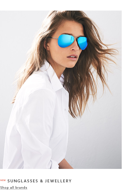 Shop the sunglasses collection for womens