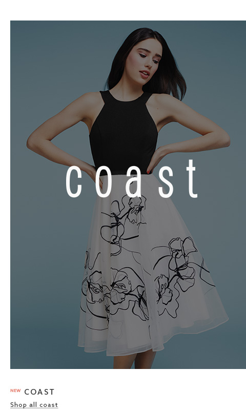 Browse here for Coast clothing collection