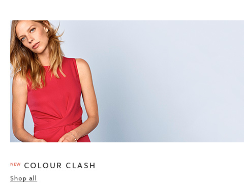 Shop the colour clash collection for womens
