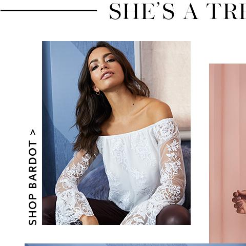 Shop Bardot collection now