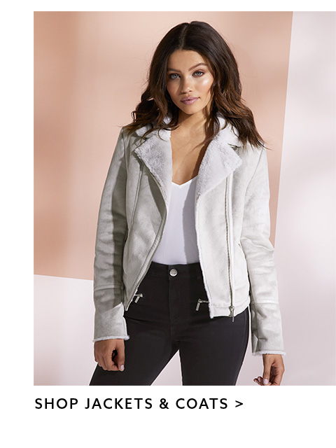 Shop the jacket collection for womens here