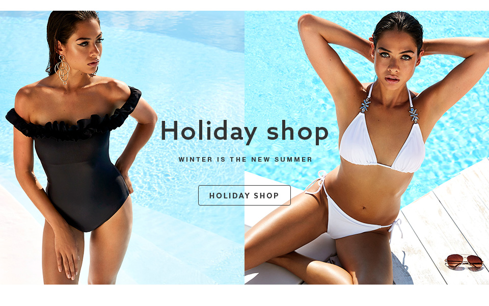 Shop swimsuits collection for women here