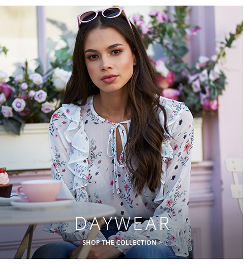 Shop our range of stunning daywear collection for women here