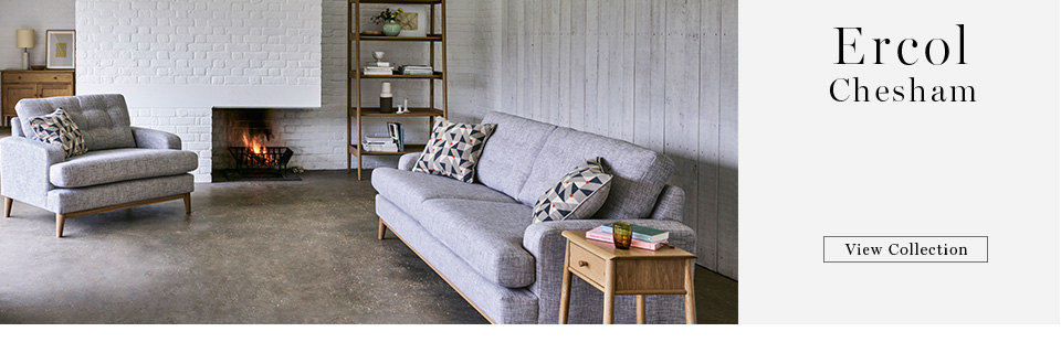 Shop here for the latest ercol chesham collection for living room here