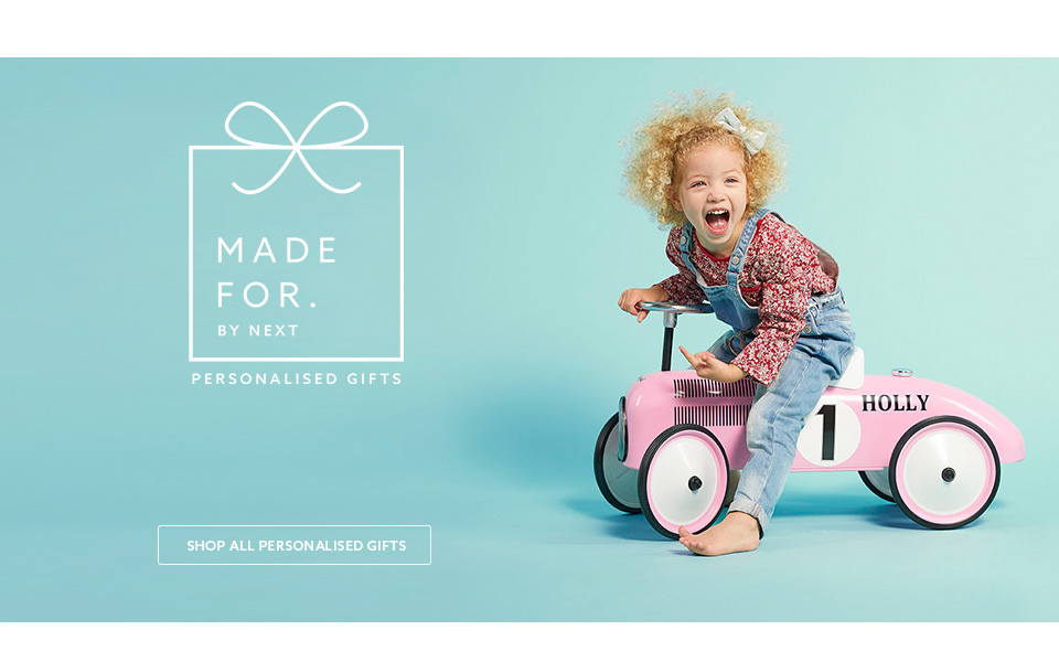 Shop All Personalised Gifts