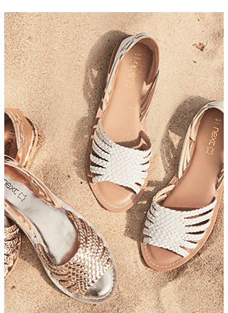 Shop the latest collection of women footwear here