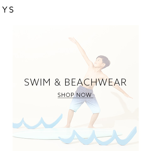 Shop the latest collection of boys swimwear here