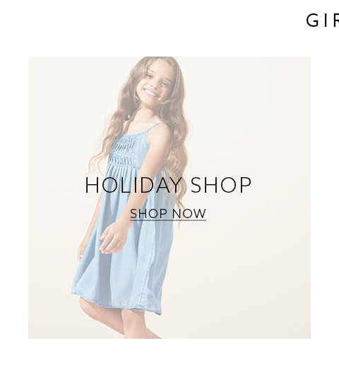Shop the latest collection of girls holidayshop  here
