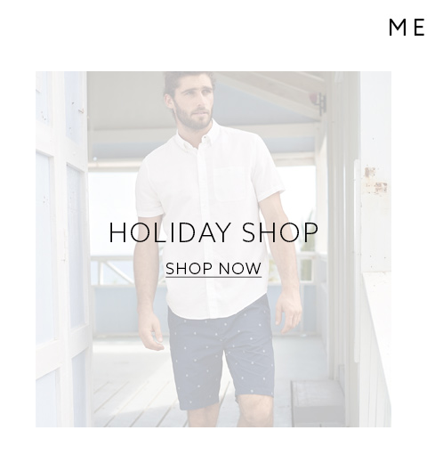 Shop the latest collection of mens holidayshop here
