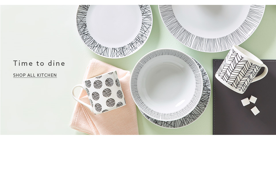 View our perfect range of Kitchenware Collection Here