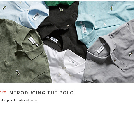 Browse Label Men - Introducing The Polo