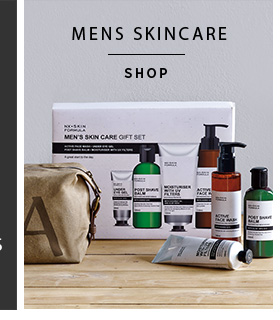 Shop Mens Fragrance & Grooming - Mens Skincare here