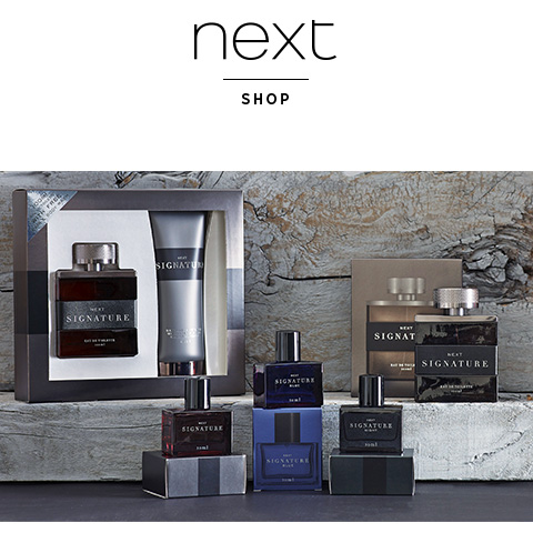 Shop Mens Fragrance & Grooming - Next here