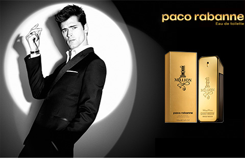 Shop Mens Fragrance & Grooming - Paco Rabanne here