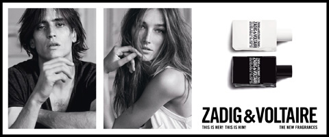 Shop Mens Fragrance & Grooming - Zadig & Voltaire here