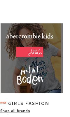 Browse Label Childrens - Girls Fashion