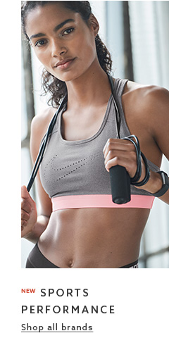 Browse Label Womens Sport - Sports Performance