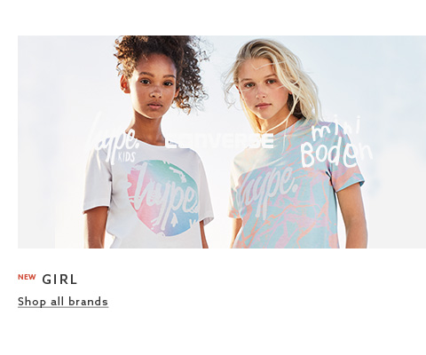 Browse Label  - Girl
