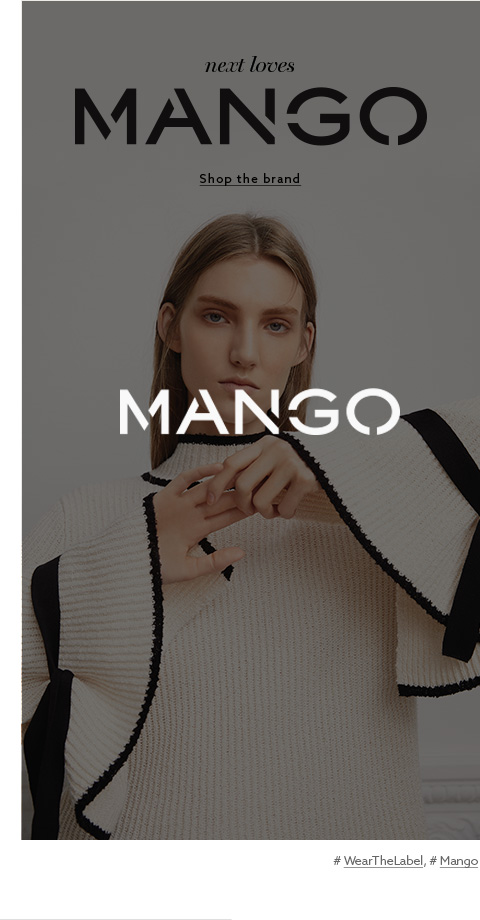 Browse Label  - Womens Mango