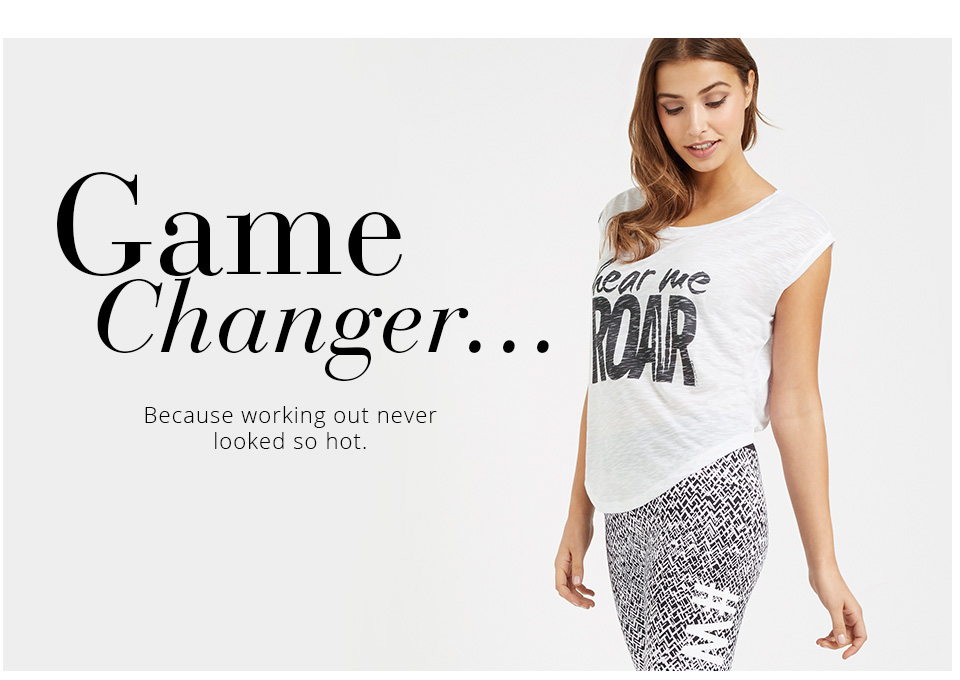 Shop Lipsy & Co - Game Changer here