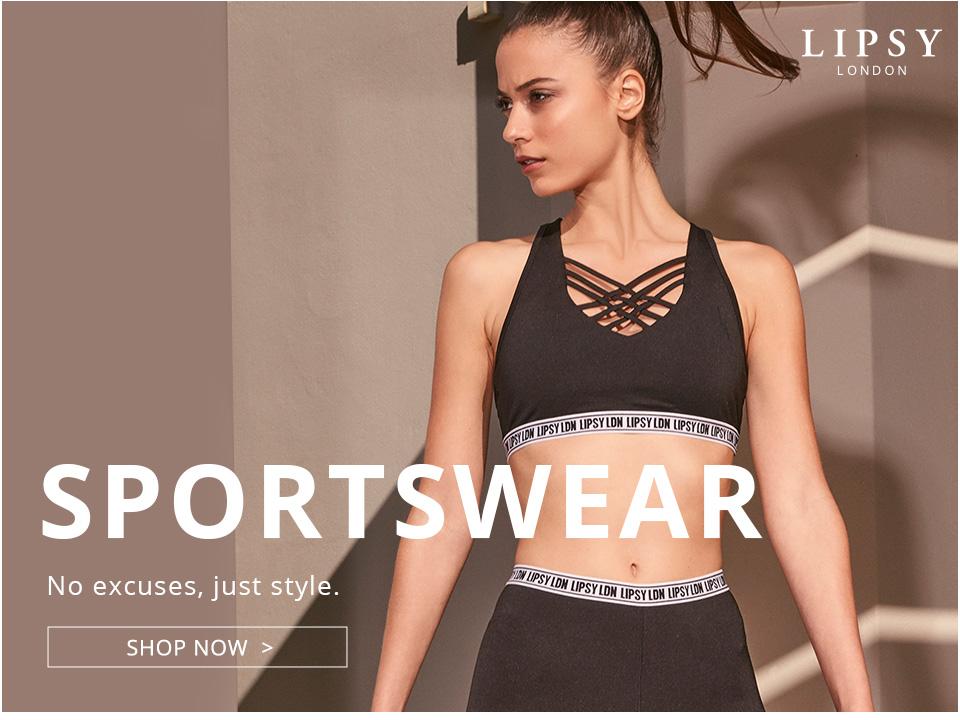 Shop Lipsy & Co - Lipsy Sportswear here