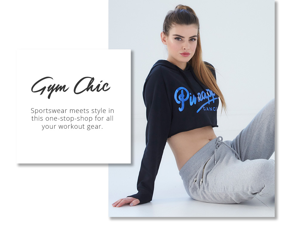 Shop Lipsy & Co Hottest Party Looks - Gym Chic here