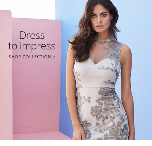 Shop Lipsy - Dress to Impress here