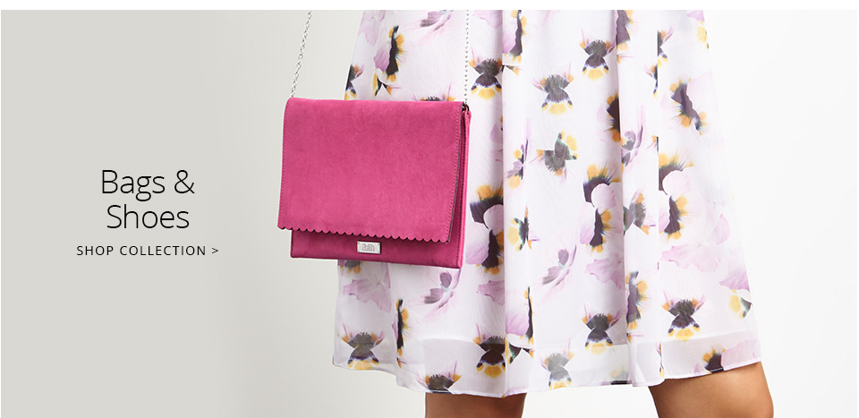 Shop Lipsy - Bags & Shoes here